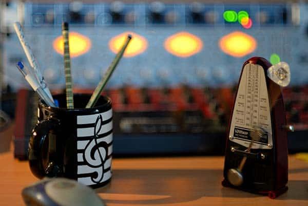 Metronome Song Development Music Production Byron Bay Melbourne Bali