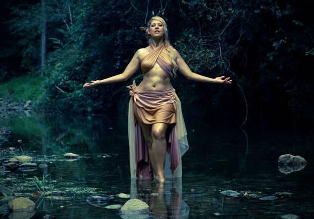 Sacred Body Cover ARt